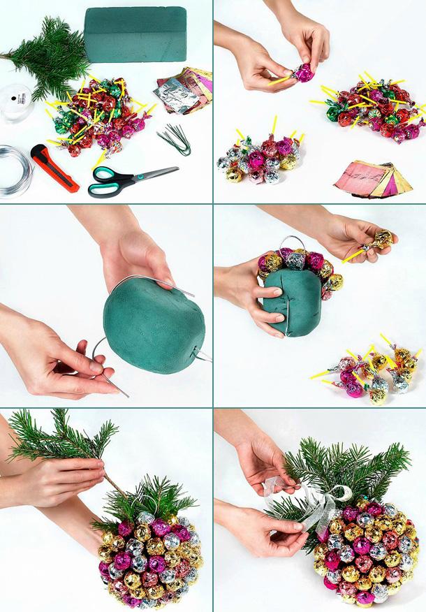 Что подарить на Новый год 2019 своими руками: лучшие варианты подарков