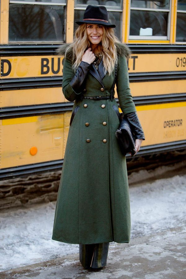Модные тенденции на пальто сезона зима 2018-2019 года: новинки, фото