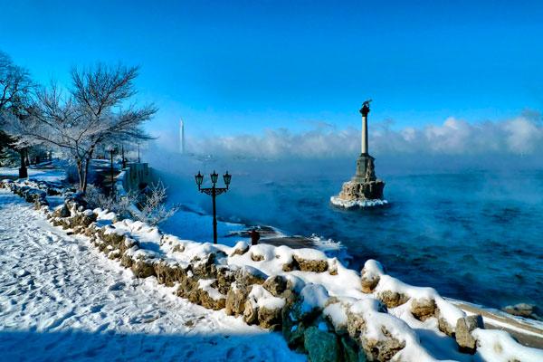 Новогодние туры в Крым недорогие