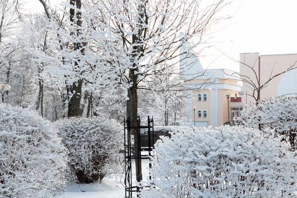 Прогноз погоды на февраль в Москве и Московской области