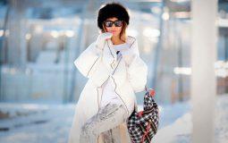 Модные женские пуховики на зиму 2018-2019