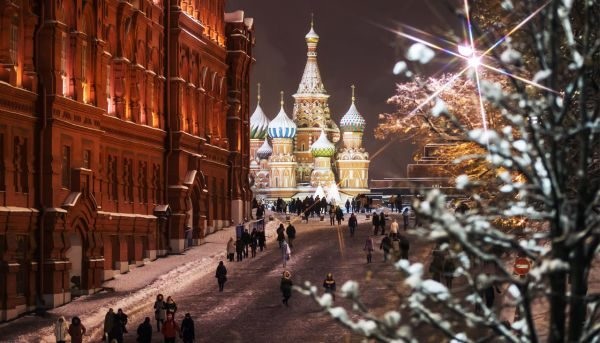Какая будет погода в конце декабря 2018 по прогнозу для Москвы