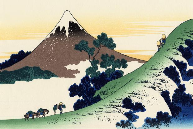 Тайные виды на счастье с горы Фудзияма
