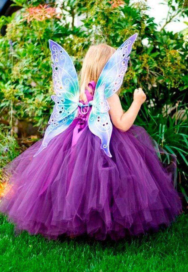 Идеи новогодних костюмов для девочек до 3 лет