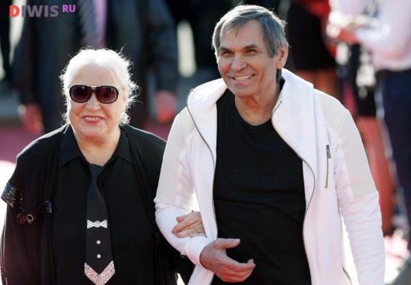 Свадьба Бари Алибасова и Лидии Шукшиной (фото)
