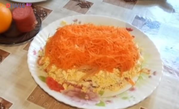 Самые вкусные салаты на Новый год 2019 - таких еще не было