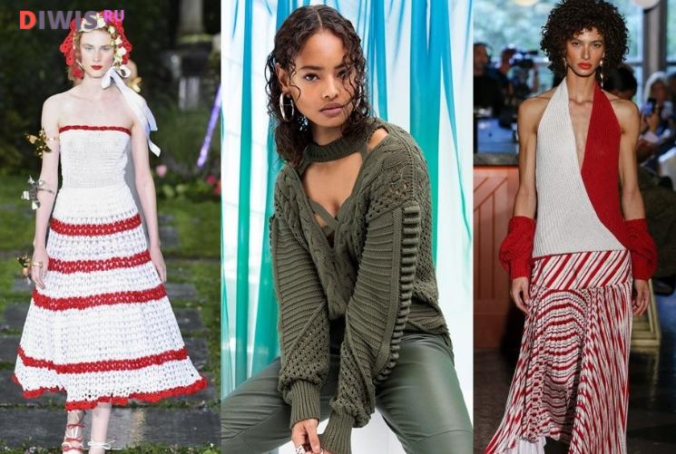 Мода 2019 года (фото) в женской одежде