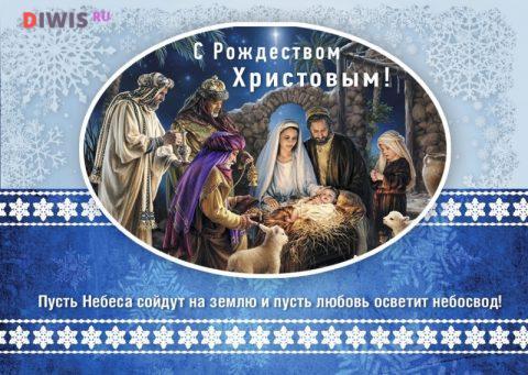 Молитвы на Рождество Христово