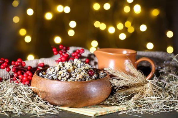 Рождественская кутья: лучшие рецепты