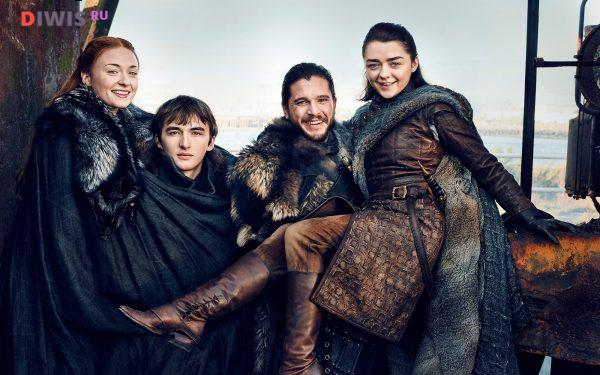 Когда выйдет 8 сезон «Игры престолов» в России