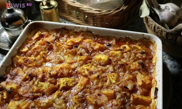Самые вкусные блюда из тыквы