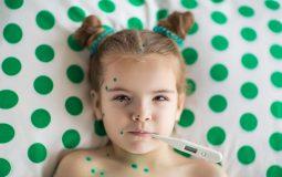 Ветрянка у ребенка - симптомы и эффективное лечение
