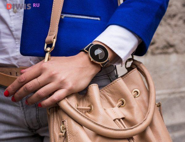 Стильные умные часы