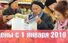 Что подорожает с 1 января 2019 года в России?
