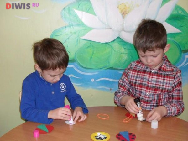 Поделки на 8 марта своими руками в детском саду