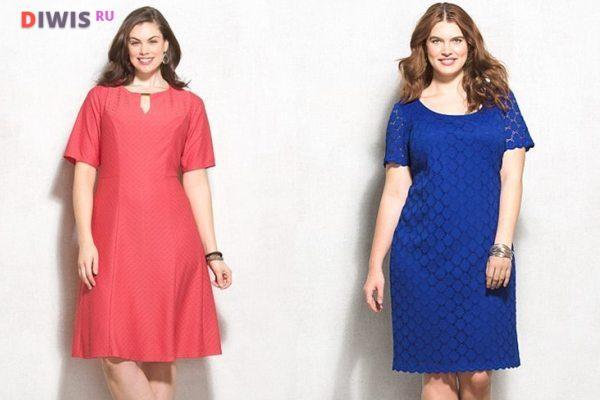 Мода для полных женщин за 40 в 2019 году: весна-лето