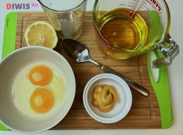 Правильное использование масла - главный секрет рецепта майонеза в домашних условиях для блендера