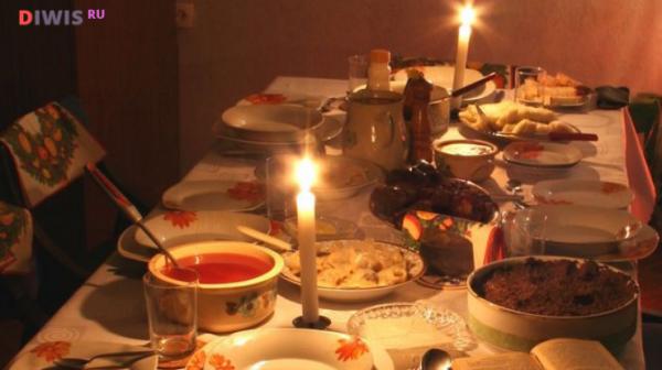 Что можно есть в последнюю неделю Великого поста перед Пасхой