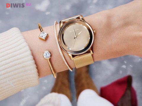 Женские наручные часы - модные новинки 2019