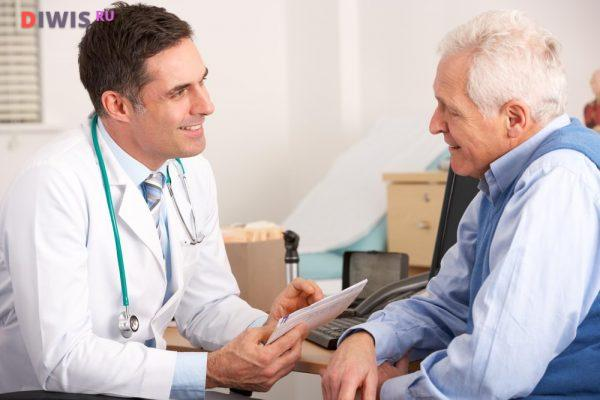 Людям, старше 35, также полагается пройти ряд следующих диагностических исследований