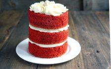 """Вкусный торт """"Красный бархат"""" - рецепты"""