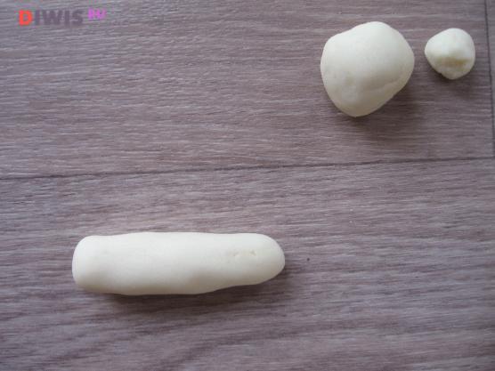 Красивые поделки на 23 февраля из соленого теста своими руками