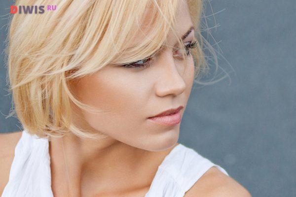 Чистый блонд