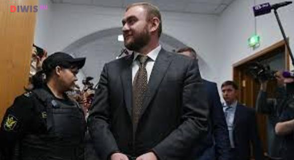 Арашуков Рауль - свежие новости 2019 года