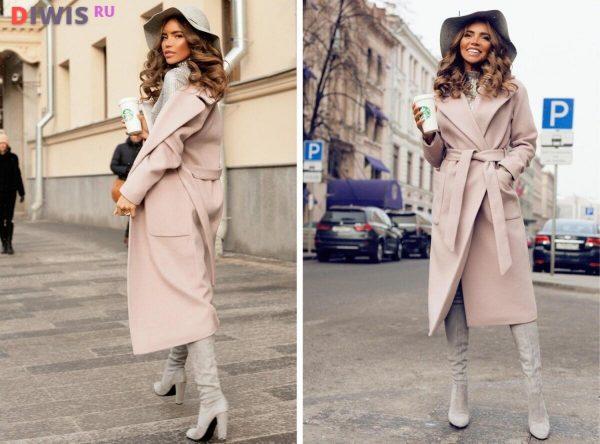Пальто весна 2019 года - тренды и новинки