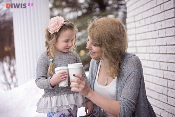 День дочерей в России в 2019 году отмечается 25 апреля