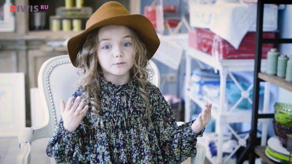 Девочка чуть ли не с младенчества посещала курсы актерского мастерства
