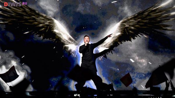 Какую песню исполнит Сергей Лазарев на Евровидении 2019