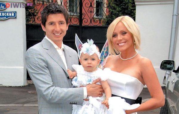 Евгений Алдонин и его новая жена