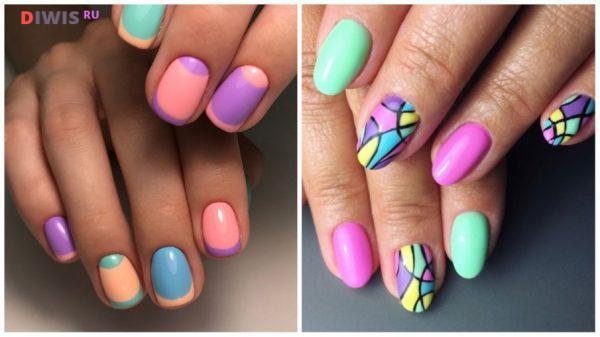 Новинки дизайна ногтей на весну 2019 года