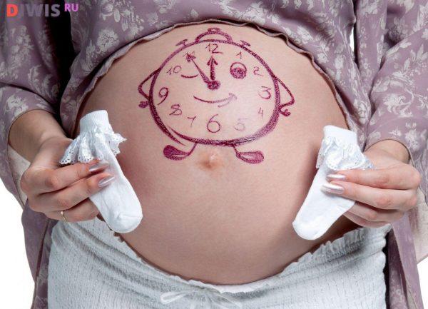 Развитие плода от зачатия до рождения. Сколько дней от зачатия до родов? Как определить дату родов