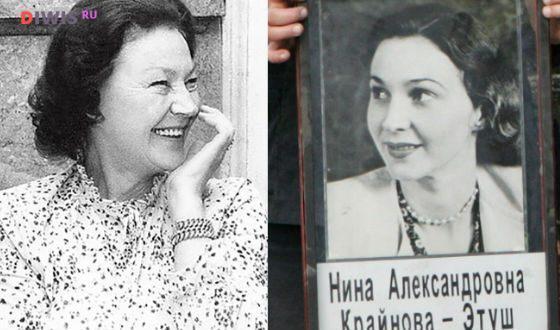 Нина Крайнова