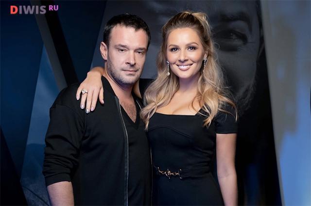 Мария Кожевникова и ее муж Евгений Васильев