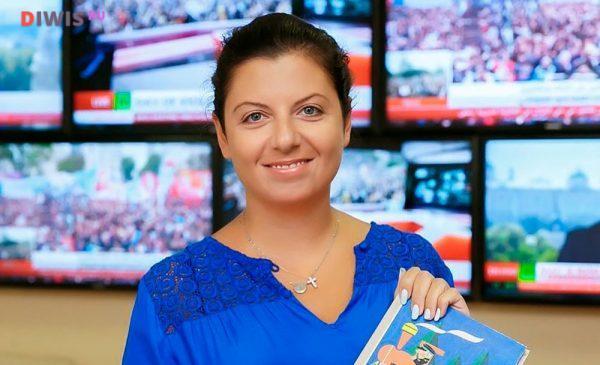 Биография Маргариты Симоньян