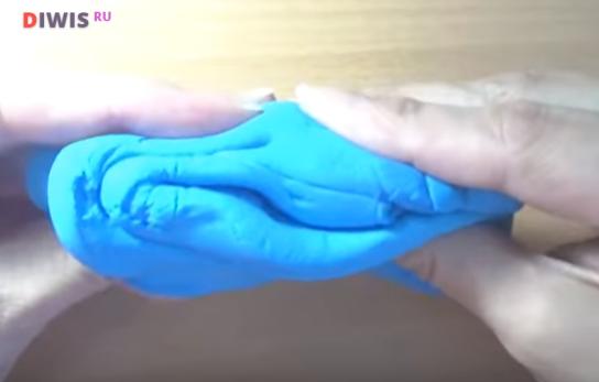 Как сделать слайм без тетрабората натрия и без клея