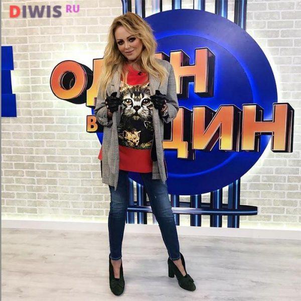 Последние фото Юлии Началовой в 2019 году
