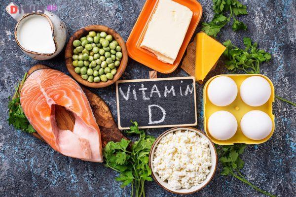 Симптомы недостатка витамина Д