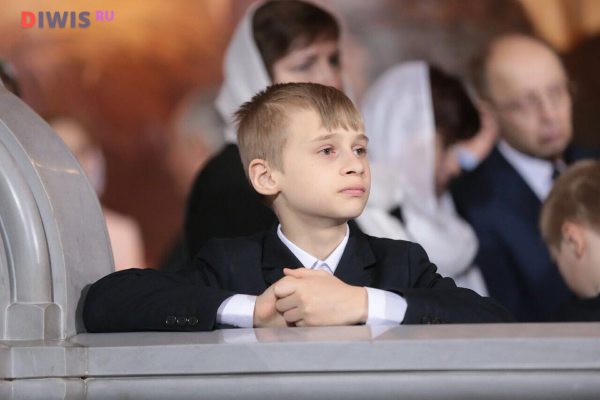 Фото сына Алины Кабаевой