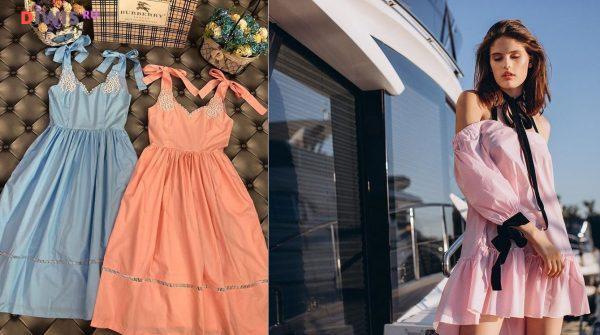 Модные сарафаны 2019 года