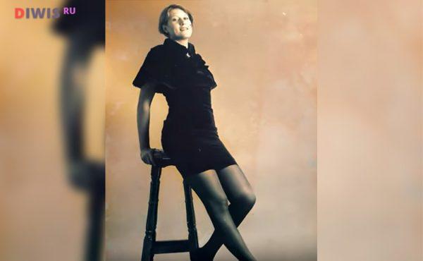 Как выглядела певица Юлия Матвеева в молодости
