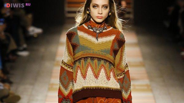 Модные осенне-зимние тренды в женской одежде 2019\2020 гг