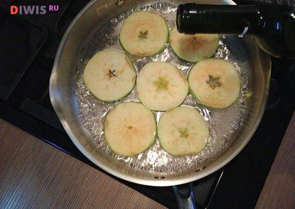 Простые и вкусные блюда из яблок