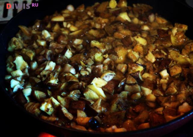 Рецепты вкусных зраз с грибами из фарша в духовке