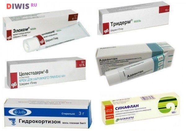Методы лечения кожного лишая у человека