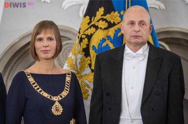 Биография президента Эстонии - Керсти Кальюлайд