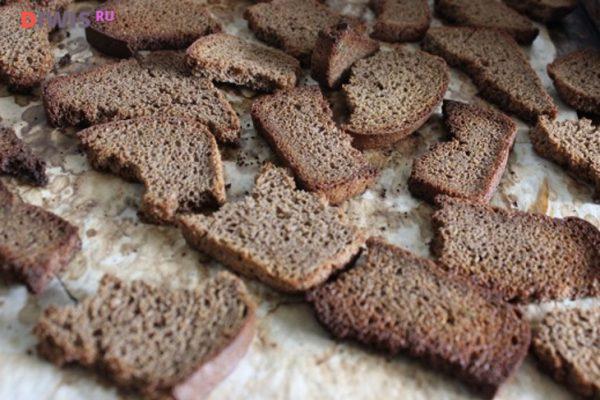 Готовим вкусный хлебный квас на 3 литровую банку